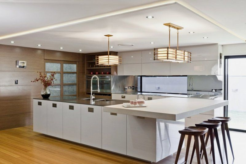 Choosing The Right Finish For New Kitchen Cabinets